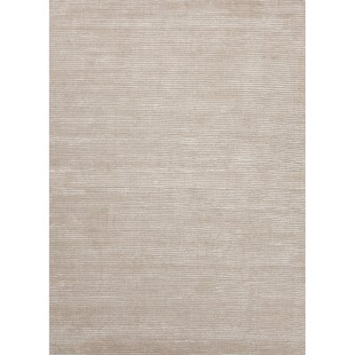 Nico Hand-Woven Sand Dollar/Smoke Gray Area Rug Rug Size: Rectangle 14 x 10
