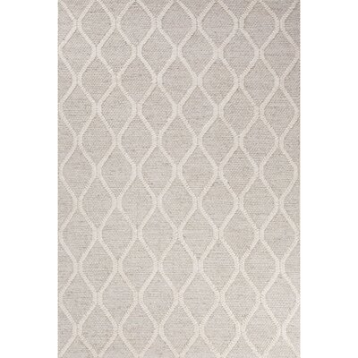 Moquin Natural/Ivory Area Rug Rug Size: 2 x 3