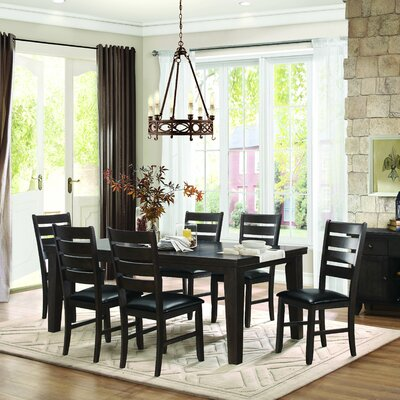 Agustin 5 Piece Dining Set