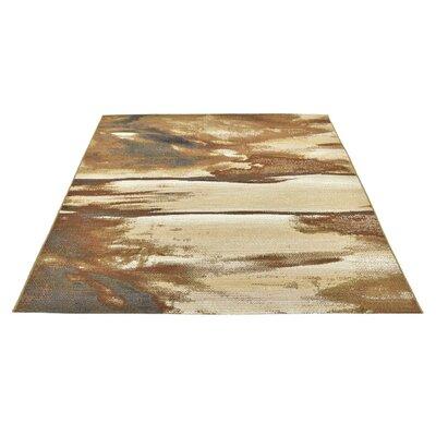 Skylar Brown Indoor/Outdoor Area Rug Rug Size: Square 6