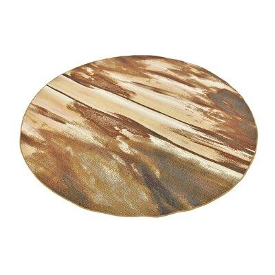 Skylar Brown Indoor/Outdoor Area Rug Rug Size: 9 x 12