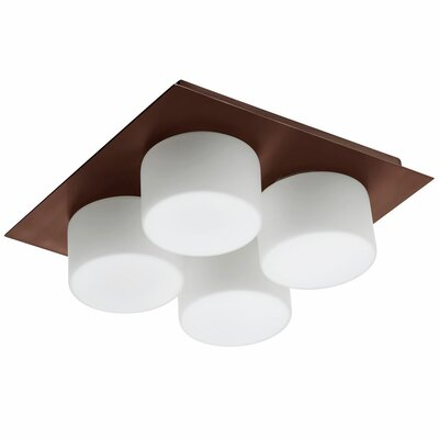 Blair 4-Light Flush Mount