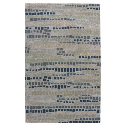 Brighton Hand-Tufted Turtledove/Tuffet Area Rug Rug Size: Rectangle 5 x 8