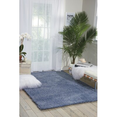 Janeen Hand-Tufted Lavender Area Rug
