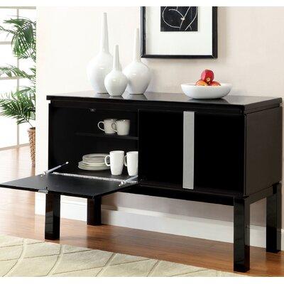 Spencer Buffet Color: Black