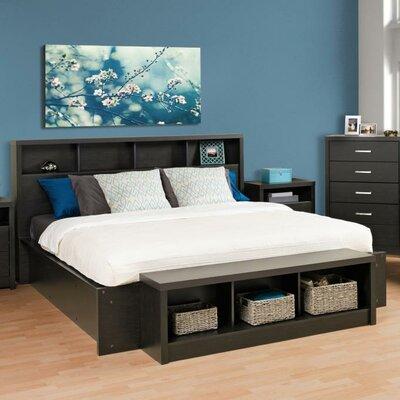 Reiby Platform Bed Size: Full / Queen