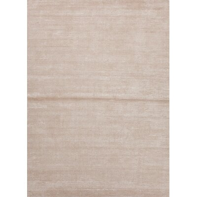 Nico Hand-Woven Sand Dollar/Smoke Gray Area Rug Rug Size: Rectangle 5 x 8