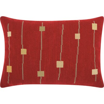Colophon Wool Lumbar Pillow