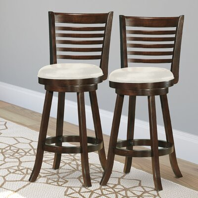 Leakey 29 Swivel Bar Stool