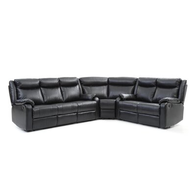 Leo Minor Reclining Sectional