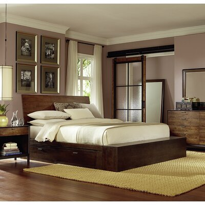 Kolton Storage Platform Bed Size: California King