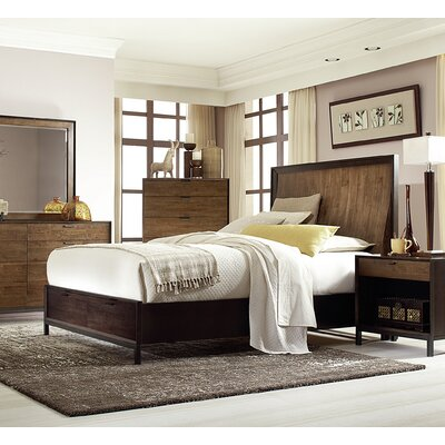 Kolton Storage Panel Bed Size: King