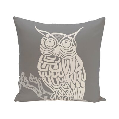 Manwe Bird Print Floor Pillow