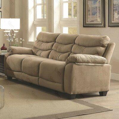 Ohboke Sofa Upholstery Color: Mocha