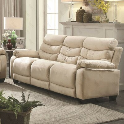 Ohboke Sofa Upholstery: Light Beige