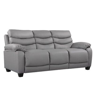 Ohboke Sofa Color: Gray