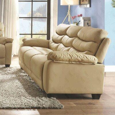 Ohboke Sofa Upholstery: Beige