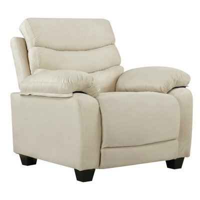 Ohboke Arm Chair Upholstery Color: Light Beige