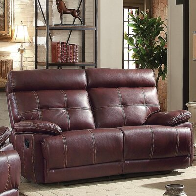 Mensae Reclining Loveseat