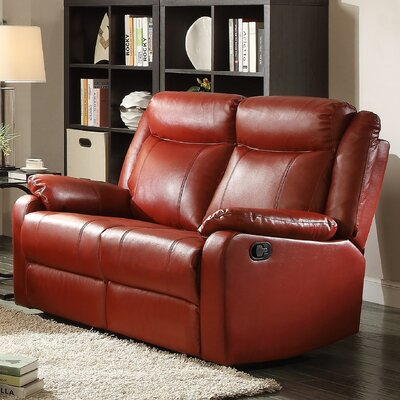 Latitude Run LATR9519 Leo Minor Double Reclining Loveseat Upholstery