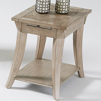 Reticulum Chairside Table