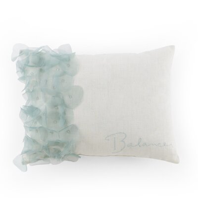 Romantica Balance Linen Breakfast Pillow