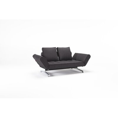 Taneytown Convertible Sofa Finish: Black