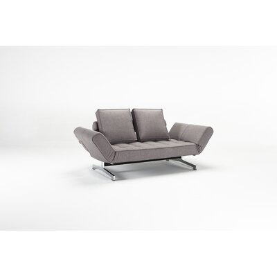 Ghia Convertible Sofa Finish: Gray