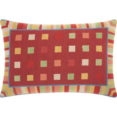 Whiteway Wool Lumbar Pillow