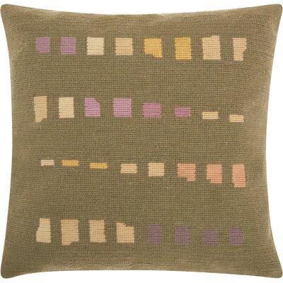 Whiteway Wool Throw Pillow