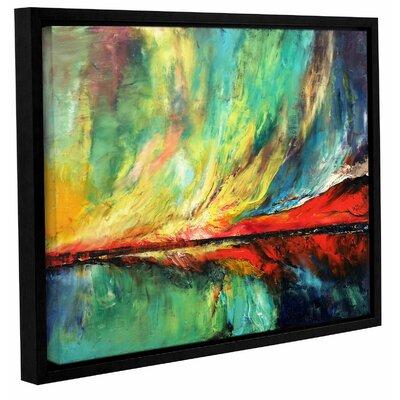 Aurora Framed Painting Print
