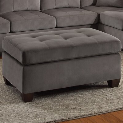 Telescopium Sectional Ottoman Upholstery: Taupe