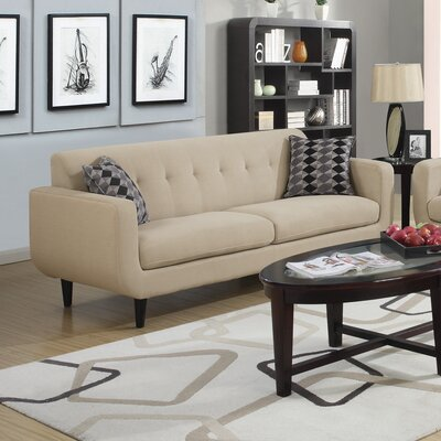 Tucanae Sofa Upholstery: Beige
