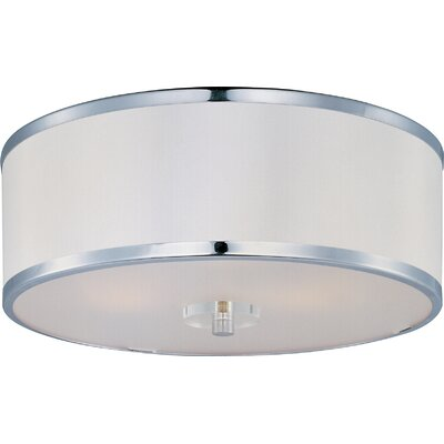 Volans 3-Light Flush Mount