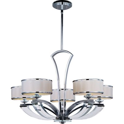 Pagano 5-Light Drum Chandelier