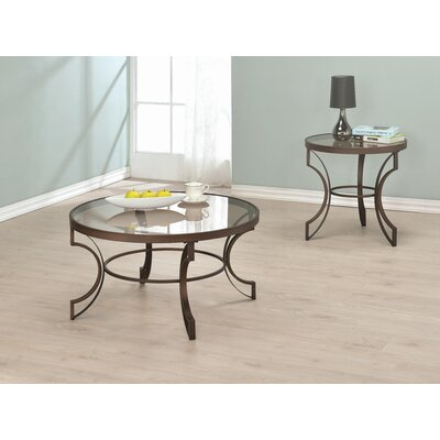 Chaffee 2 Piece Coffee Table Set