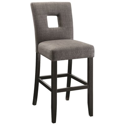 Aguila Dining Chair Upholstery: Gray