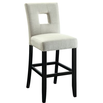 Aguila Dining Chair Upholstery: Beige