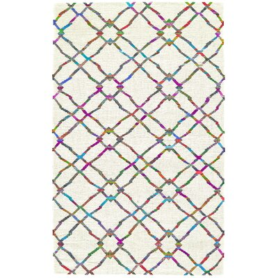 Aguilera Hand Woven Area Rug Rug Size: Rectangle 8 x 11