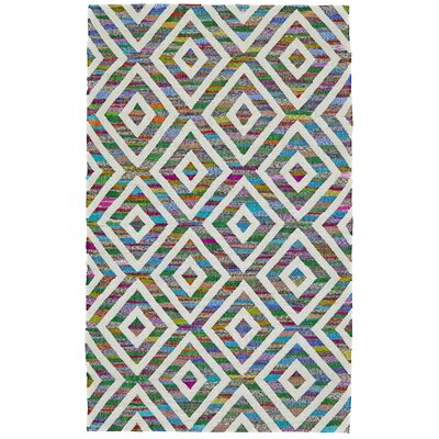 Aguilera Hand Woven Area Rug Rug Size: Rectangle 5 x 8