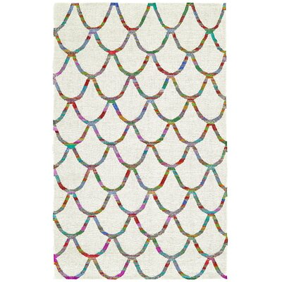 Aguilera Hand-Woven Area Rug Rug Size: 5 x 8