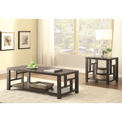 Albee 2 Piece Coffee Table Set