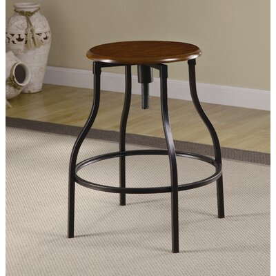 Akridge Adjustable Height Bar Stool