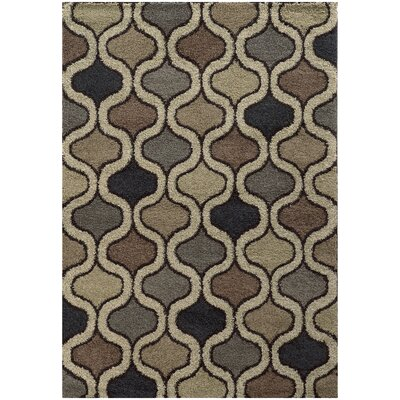 Albright Beige Area Rug Rug Size: Rectangle 67 x 96