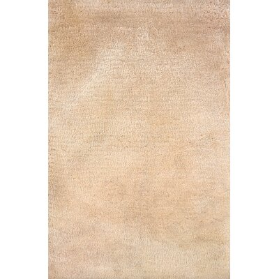 Albritton Handmade Beige Area Rug Rug Size: Rectangle 33 x 53