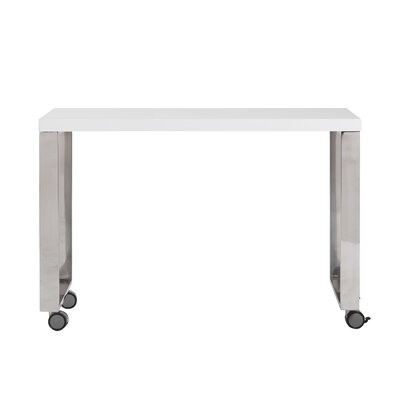 Huenna 28 H x 40 W Desk Return Finish: High Gloss White