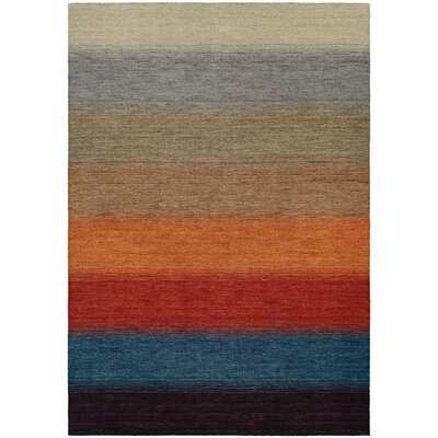 Alfano Lake Horizon Hand-Woven Area Rug Rug Size: Rectangle 36 x 56