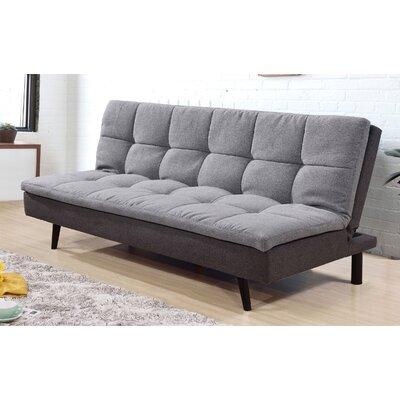 Upton Cheyney Convertible Sofa Upholstery: Light Gray