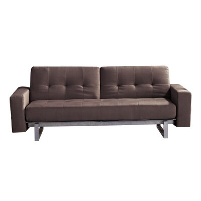 Greater Taree Multi-Function Sofa Upholstery: Brown