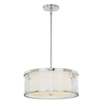 Dunellon 3-Light Pendant Light